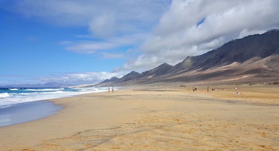 cofete fuerteventura canary islands
