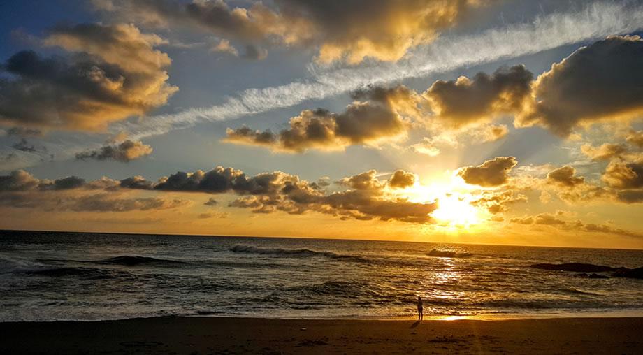 sunset ajuy fuerteventura
