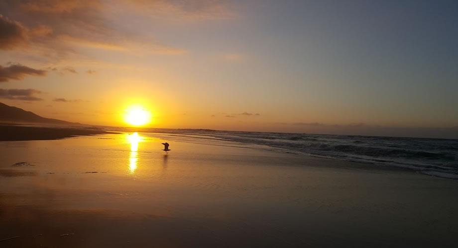 sunset cofete fuerteventura