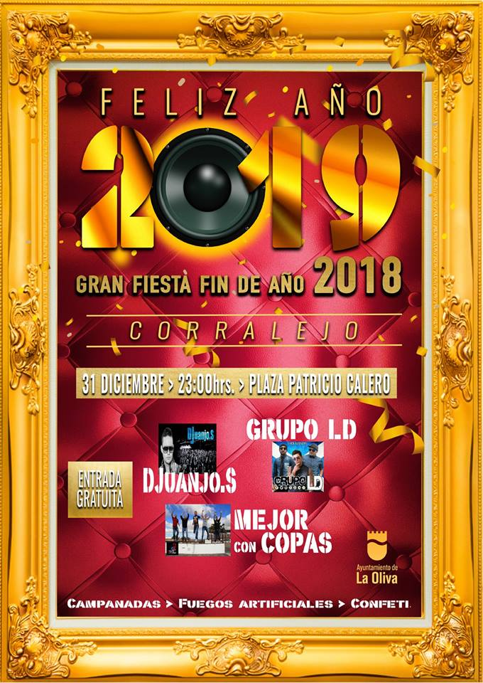 new year eve corralejo 2019 fuerteventura