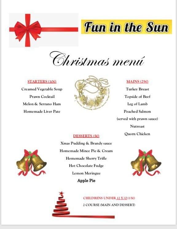 fun-in-the-sun-christmas-menu-2018-caleta-de-fuste