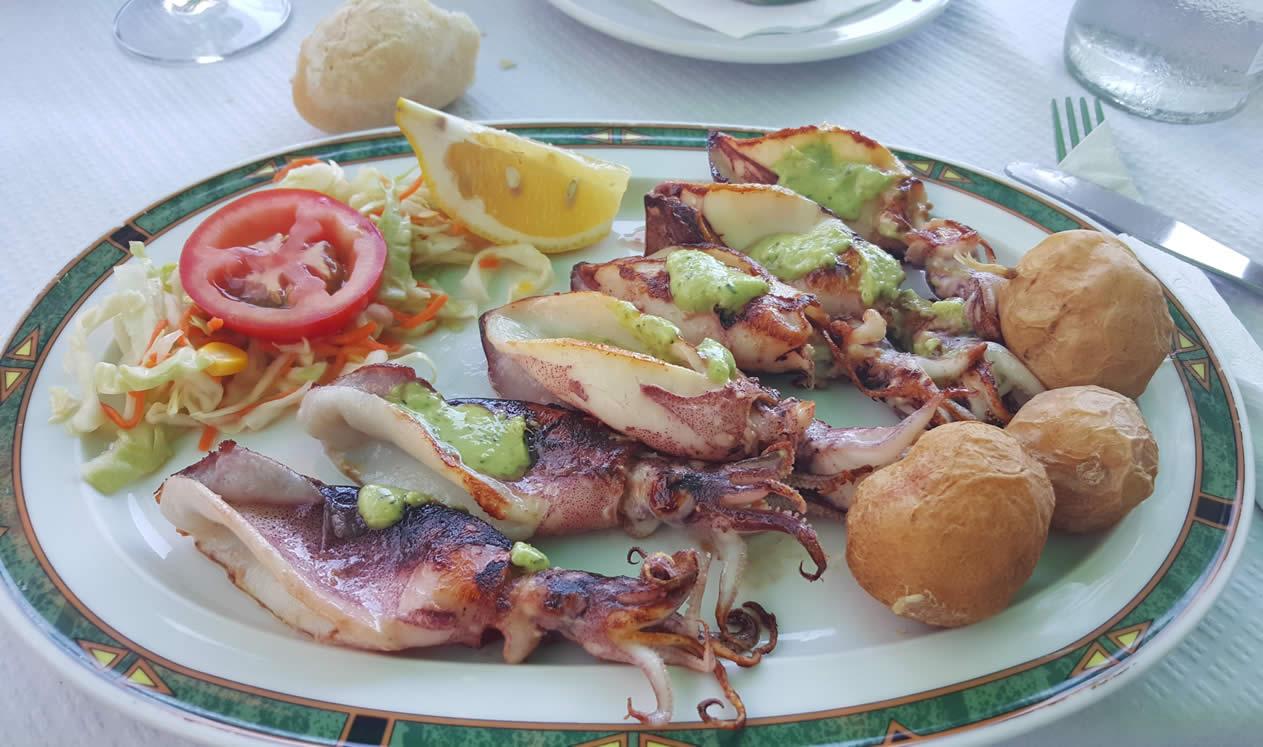los caracolitos fuerteventura restaurant