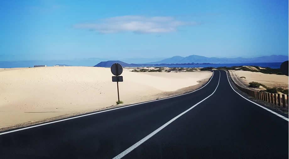 driving fuerteventura