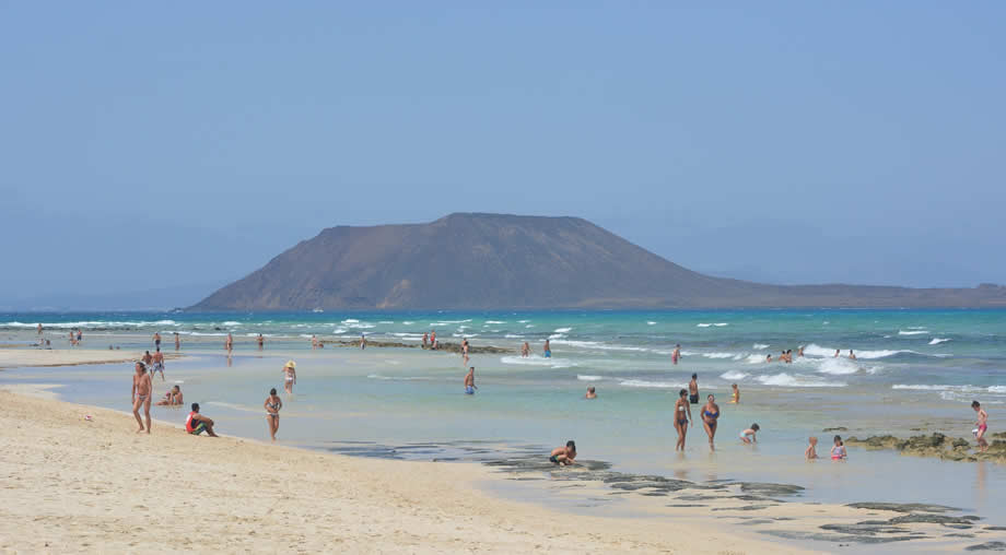 fuerteventura weather august
