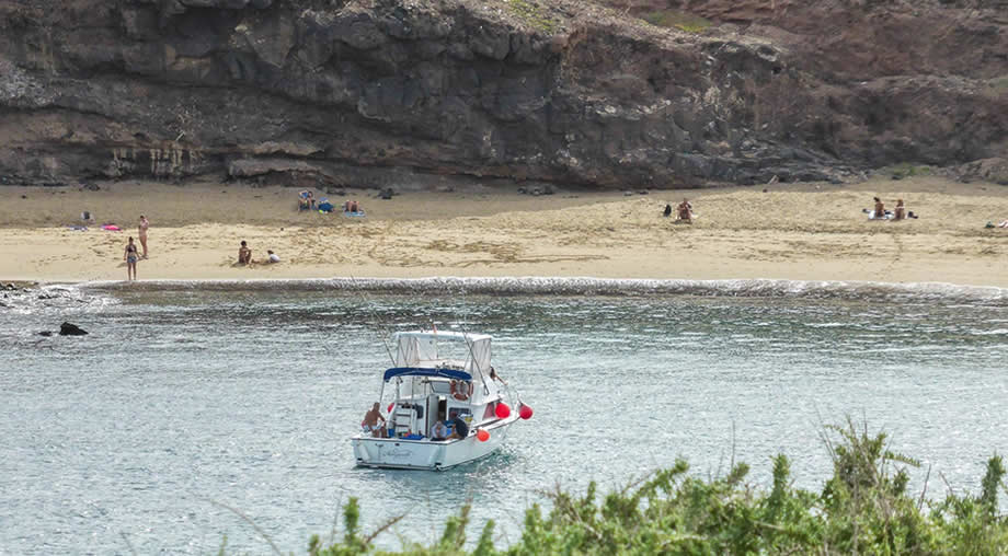playa aguadulce gran canaria