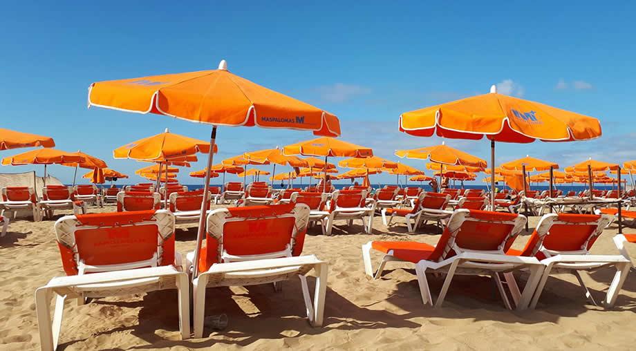 maspalomas playa del ingles weather april