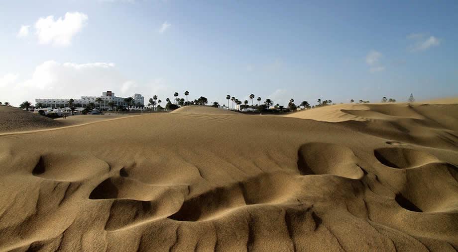 maspalomas playa del ingles weather december