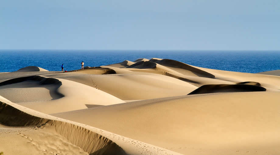 maspalomas playa del ingles weather july