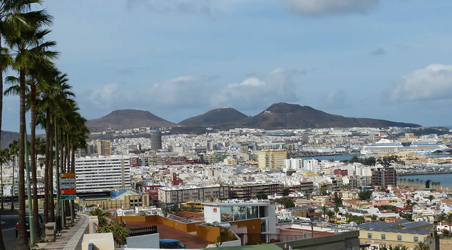 weather gran canaria march