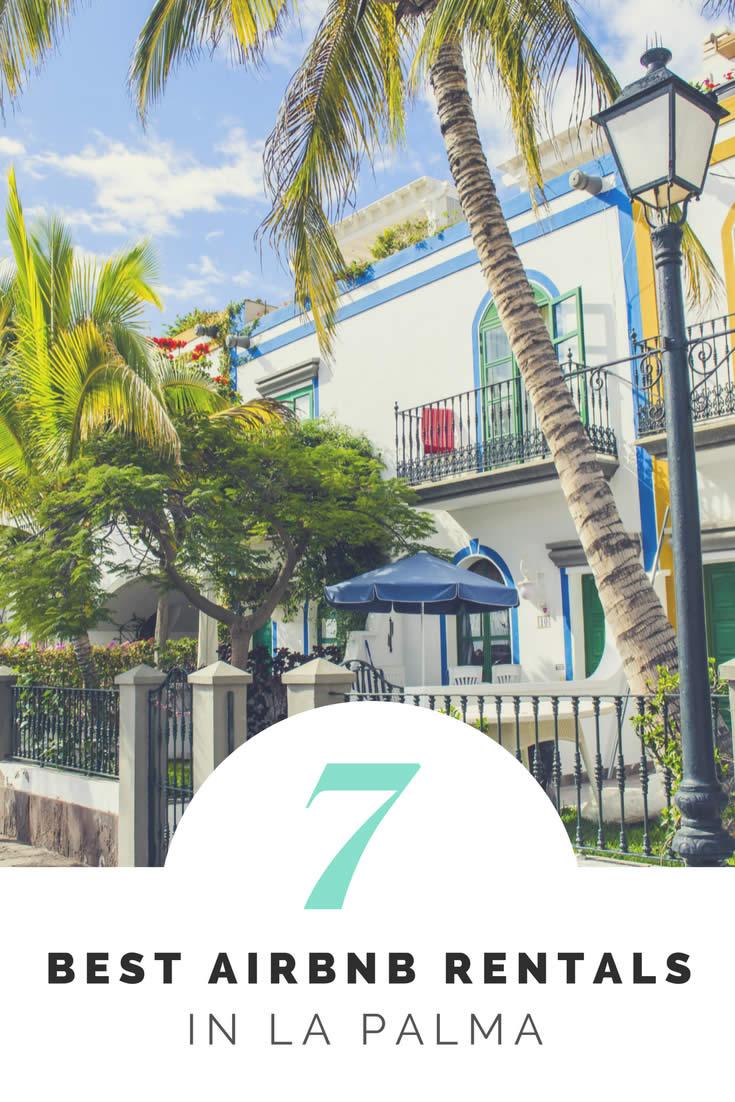 Airbnb Rentals In La Palma