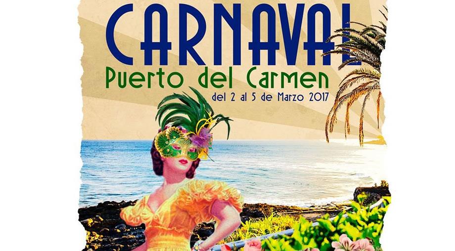 Carnival Puerto del Carmen Lanzarote 2017
