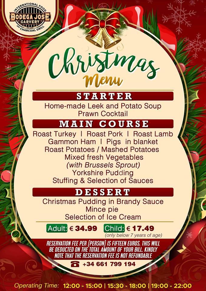 bodega-san-jose-lanzarote-puerto-del-carmen-2018-christmas-menu