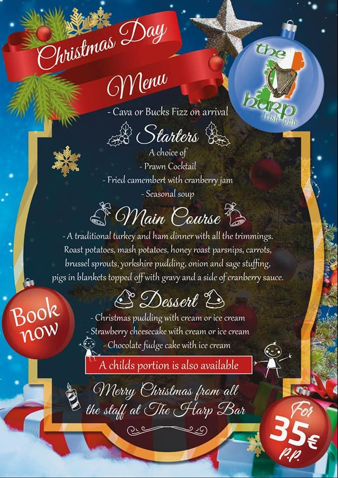 harb-bar-playa-blanca-christmas-menu-2018