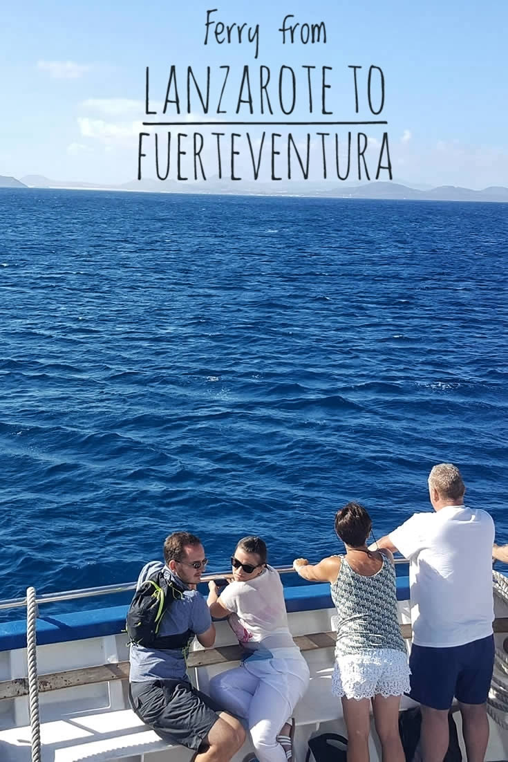 Canary Islands Ferry Prices