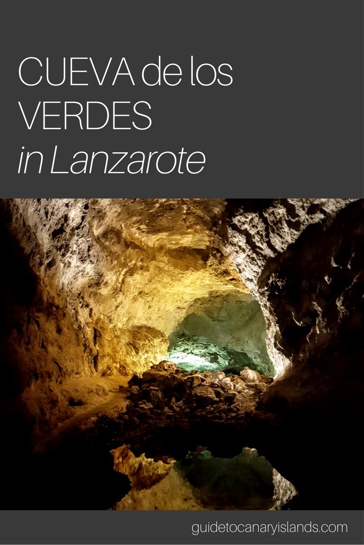 Cueva de los Verdes - Lanzarote - All You Need To Know