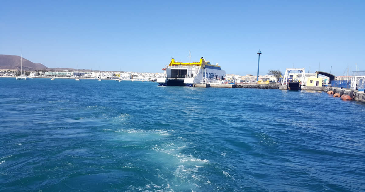 Canary Island Ferry Prices
