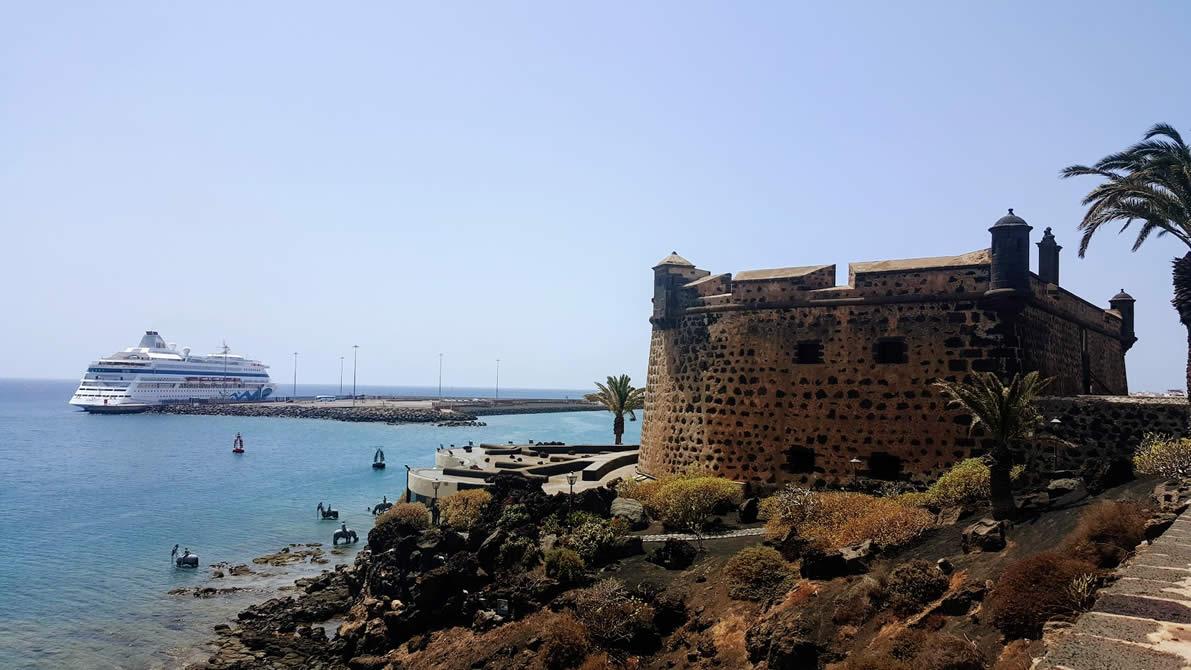 castillo de san jose arrecife lanzarote