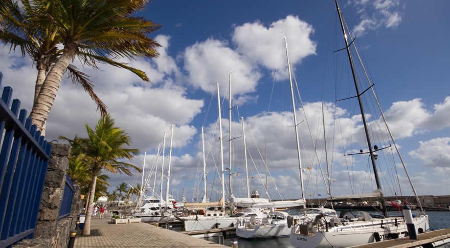 Walk from puerto del carmen to puerto calero in lanzarote - Lanzarote walks from puerto del carmen ...