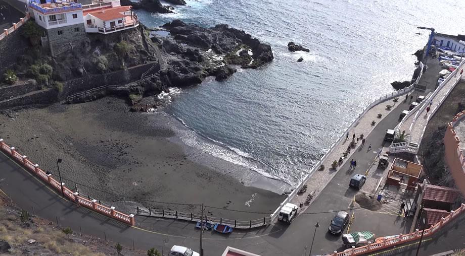 Playa Chica, Santiago del Teide