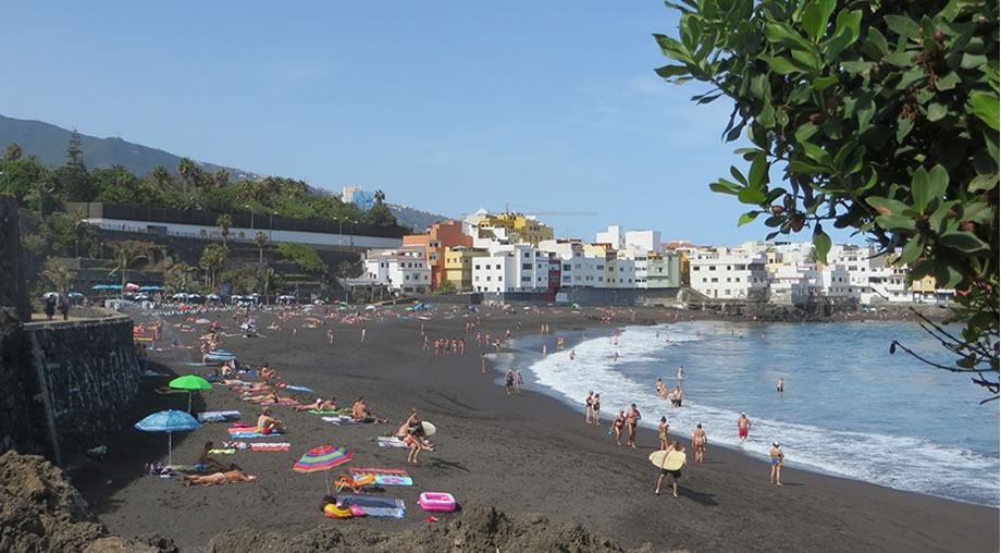 Best time to visit tenerife when to go for your perfect holiday - Playa puerto de la cruz tenerife ...