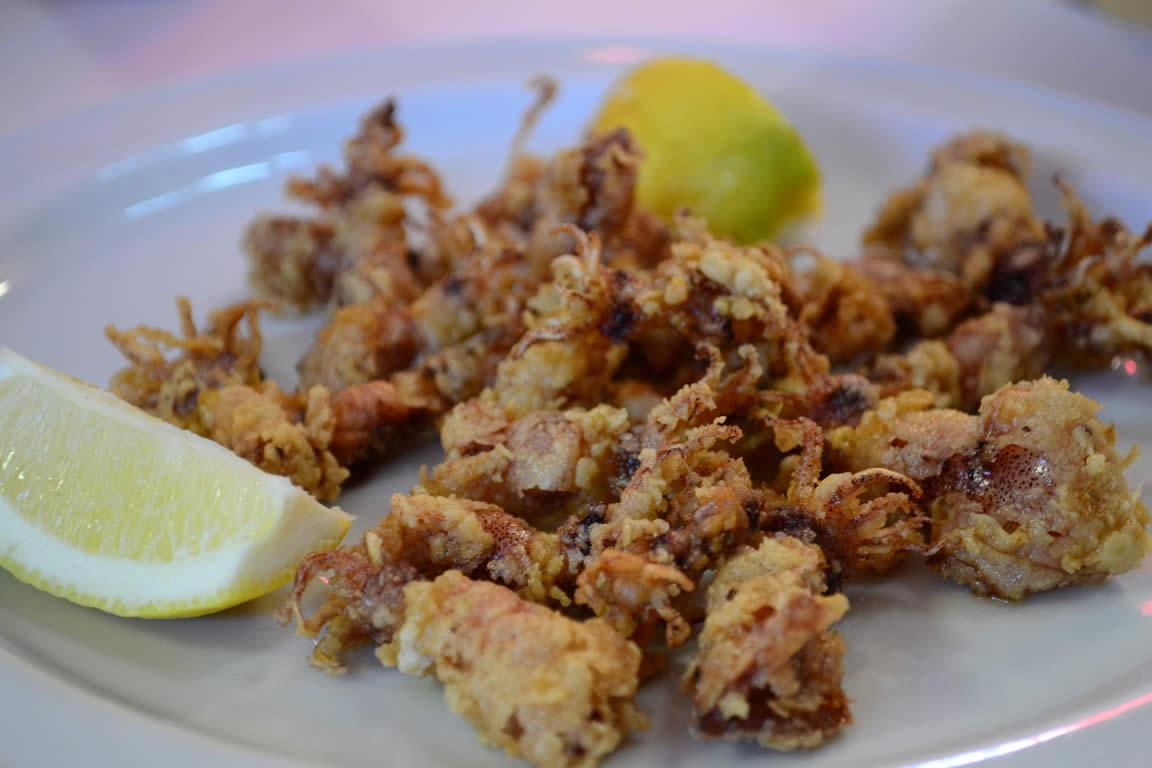 el rocas tenerife seafood restaurant