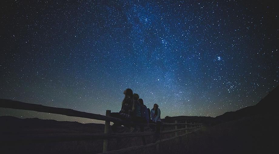 stargazing tenerife