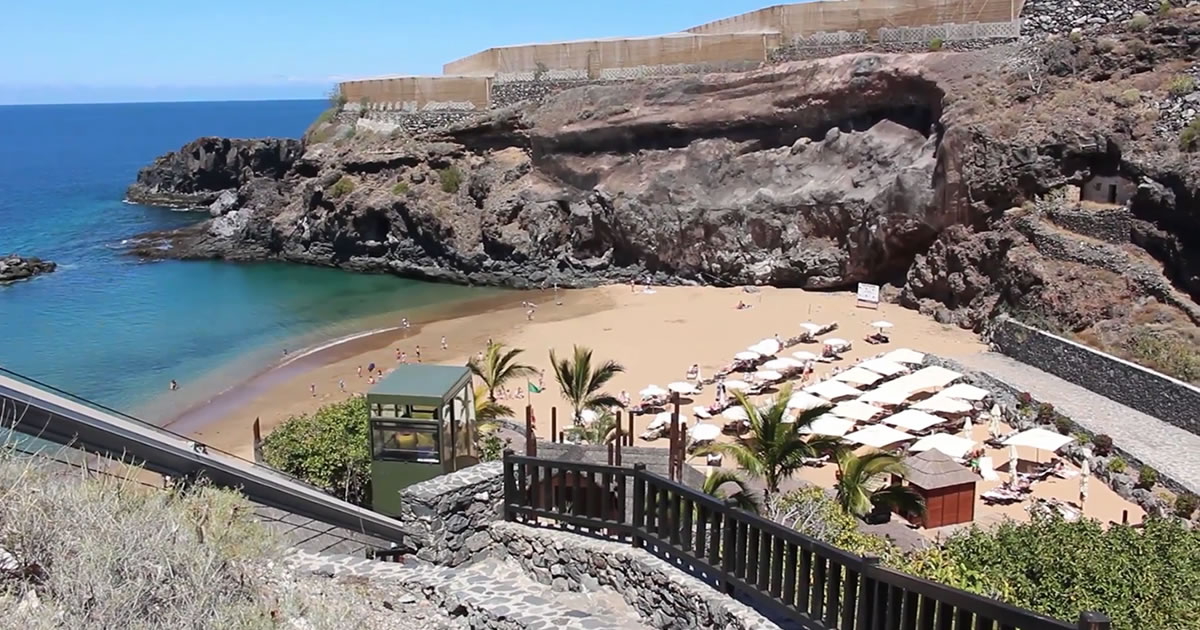 The Abama Hotel Tenerife