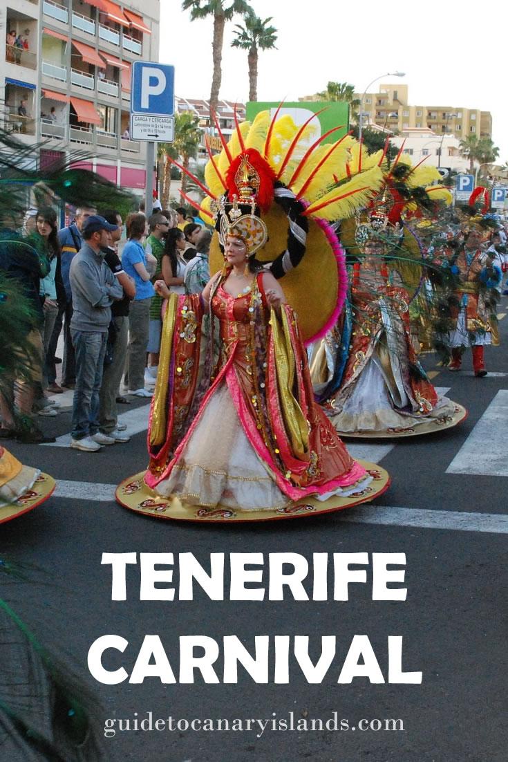 Francois Illas New Tradition: Santa Cruz De Tenerife Carnival 2017
