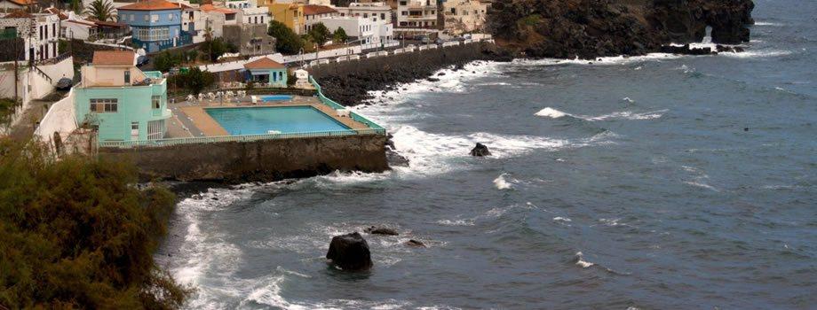 Las Aguas Beach in San Juan de la Rambla