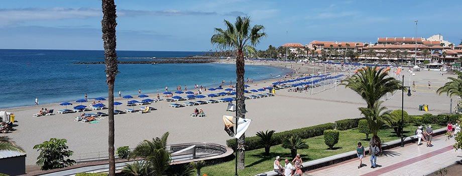 Las Vistas Beach, Los Cristianos
