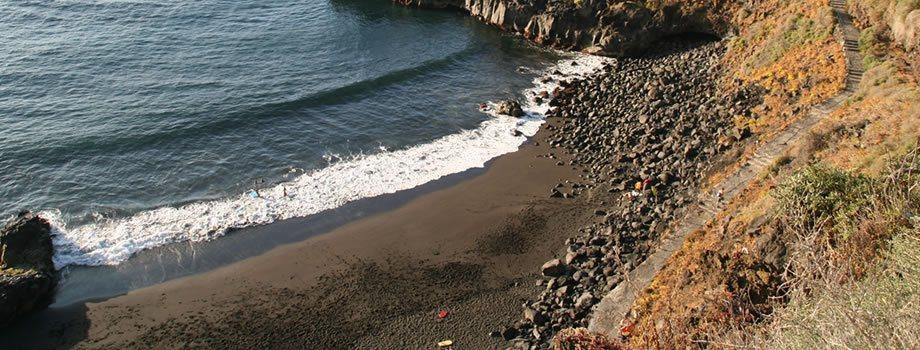 Playa Bollullo, El Rincon