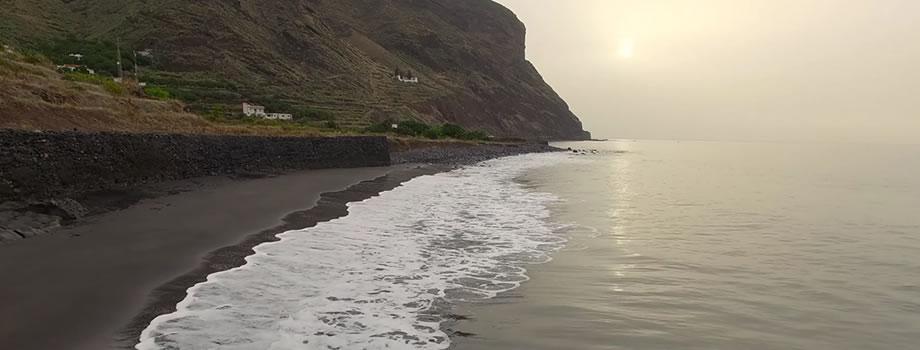 Playa de Igueste de San Andres