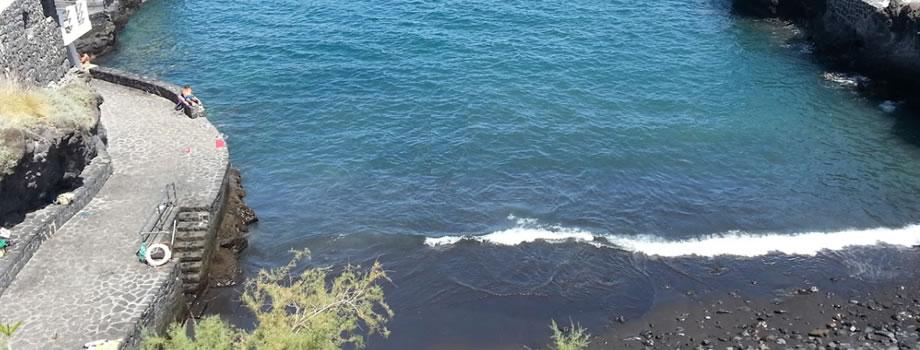 Playa de La Hornilla