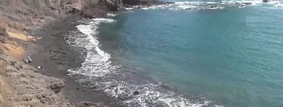 Playa de Roque Bermejo
