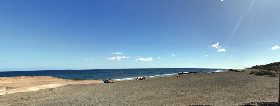 Playa del Cabezo, El Medano
