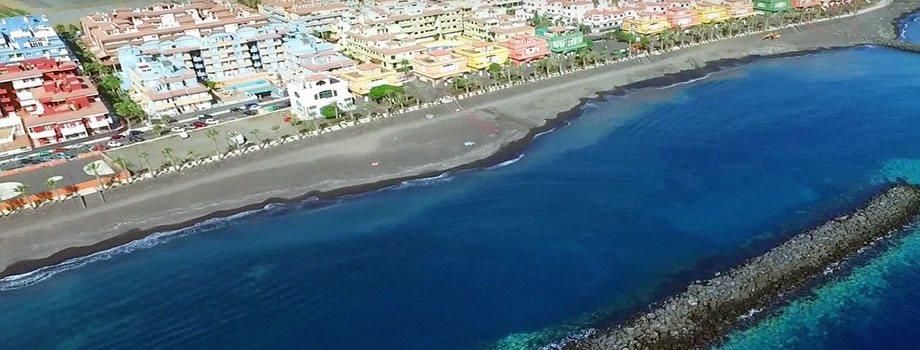 Playa del Puertito de Guimar