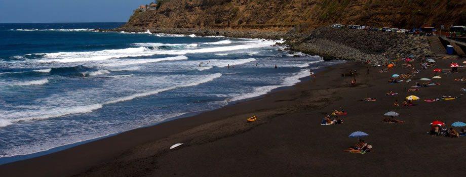 Playa del Socorro in Los Realejos