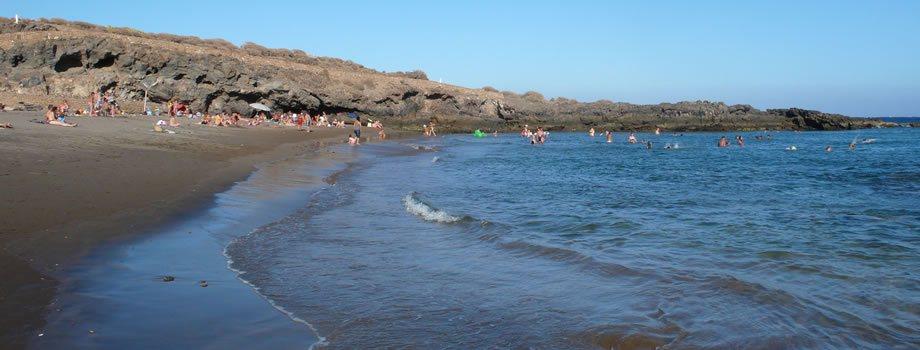 Playa El Abrigo, Fasnia