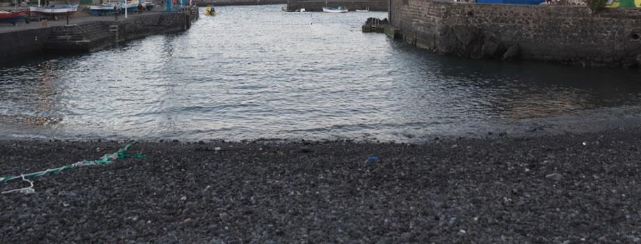 Playa del Muelle, Puerto de la Cruz