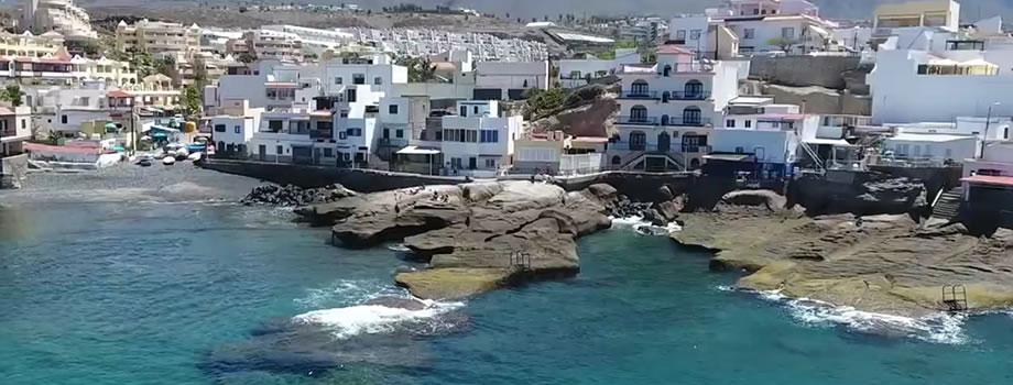 Playa La Caleta de Adeje