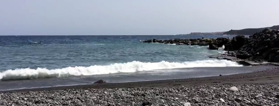 Playa Las Eras, Las Eras