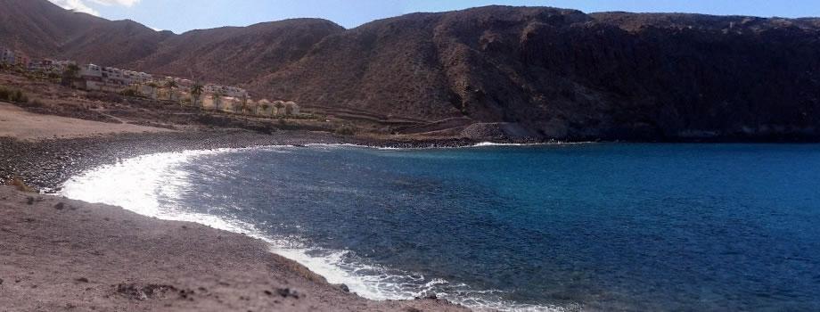 Playa Los Callados, Los Cristianos
