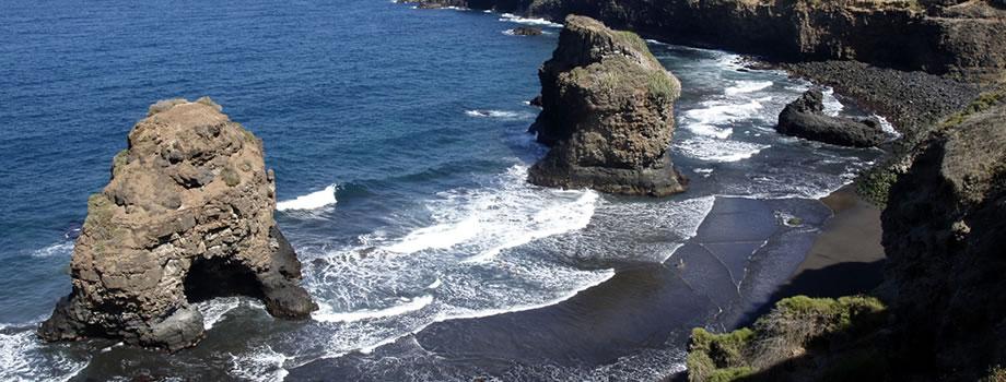 Playa Los Roques, Los Realejos