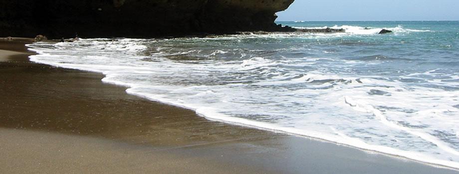 Playa Montana Pelada