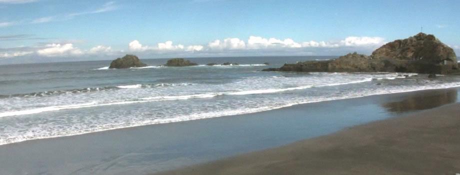 Playa Roque de las Bodegas