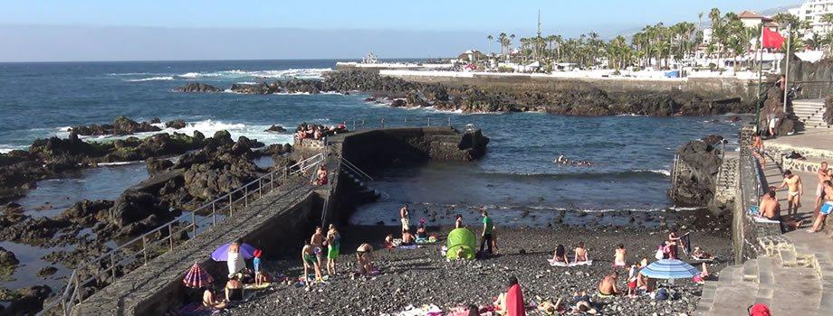 Playa San Telmo, Puerto de la Cruz