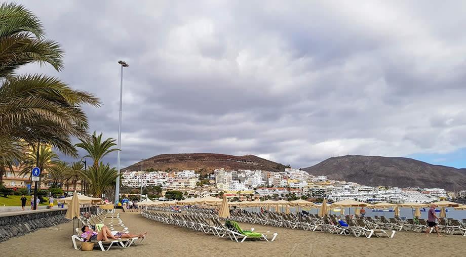 playa las vistas tenerife