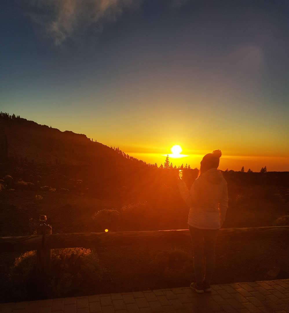 sunset-in-tenerife-teide-national-park