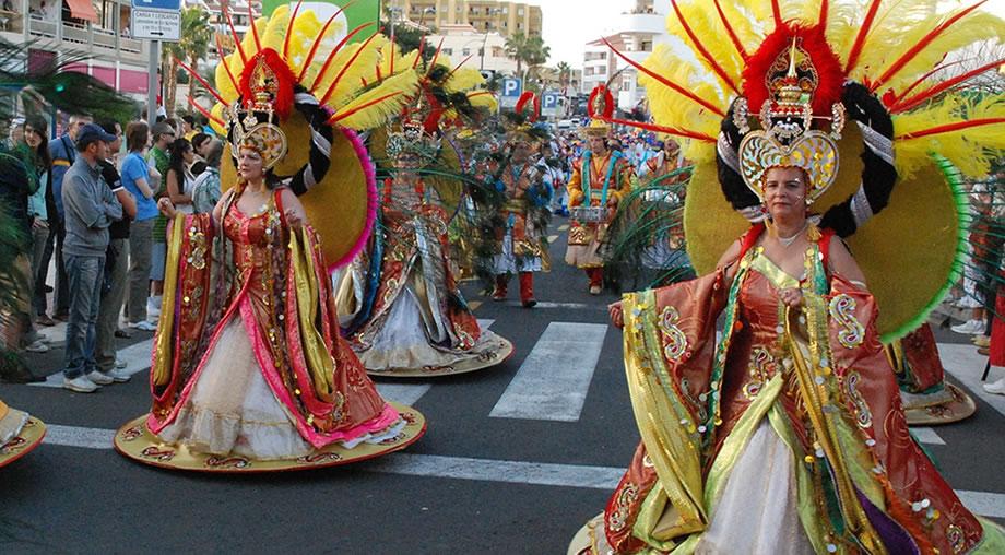 la gomera carnival 2017