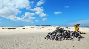 Fuerteventura weather october